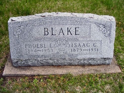 Phoebe Eldora <i>Denham</i> Blake
