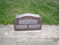 Alice L <i>Rice</i> Adams