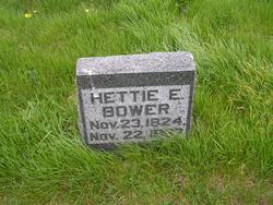 Hettie E <i>Parrish</i> Bower