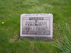 Emma E <i>Harter</i> Breneman