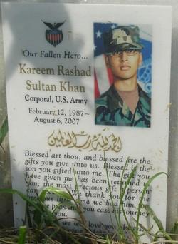 Corp Kareem Rashad S Khan