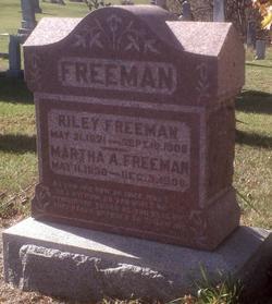 Martha A. <i>Amber</i> Freeman