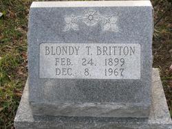 Blondy Britton