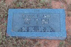 Doris F. Ash