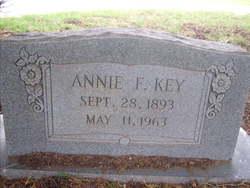 Anna Frances Annie <i>Holman</i> Key