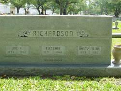 Nancy Zellar <i>Bryant</i> Richardson