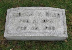 Thomas Carson Barr