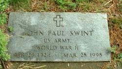 John P. Swint