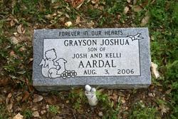 Grayson Joshua Aardal