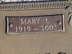 Mary L. Burroughs