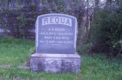 Mary V. <i>Thompson</i> Requa