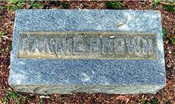 Fannie Reid Brown