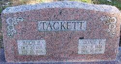 Donie F Tackett