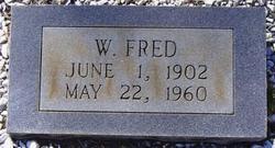 Fred W Blakely