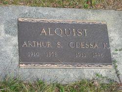 Odessa K. <i>Sawyer</i> Alquist