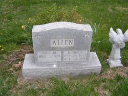 Rose M Allen