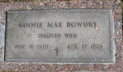 Linnie Mae Bowdry