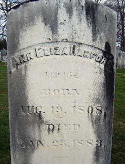Ann Eliza <i>Hanford</i> Babcock