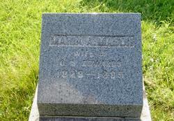Maria A <i>Mason</i> Edwards