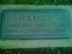 Virgil Tillman Ramey