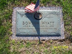 Clarence Bowden Wyatt
