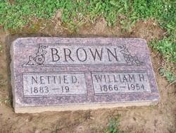 Nettie D. Brown