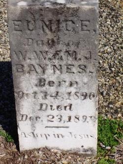 Eunice Baynes