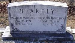 Madison McDaniel Blakely