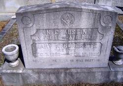 Mary Agnes <i>Burdette</i> Austin