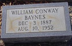William Conway Baynes
