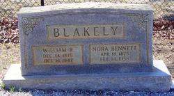 William R Blakely