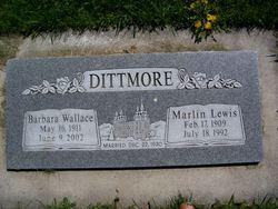 Marlin Lewis Dittmore