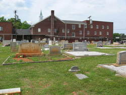 First Baptist Church of North Spartanburg Cemetery