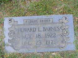 Howard Lee Barnes