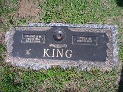 Frank Julius <i>(Pee Wee)</i> King