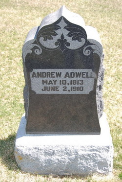 Andrew Jackson Adwell