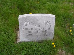 Donald G Camp, Jr