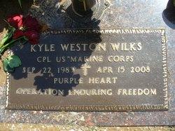 Corp Kyle Weston Wilks