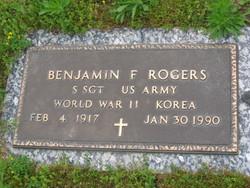 Benjamin Franklin Frank Rogers