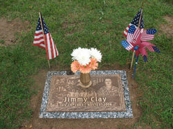 Sgt James Michael Clay
