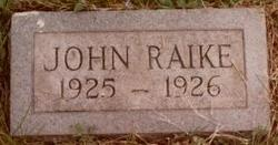 John Harold Raike