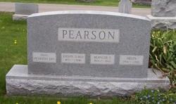 Dr Edison Dorwin Pearson