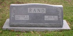 Chester Gilbert Chet Rand