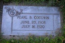 Pearl C. Goodwin