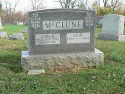 Earl E McClune