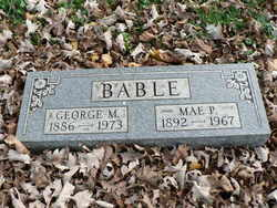 George M Bable