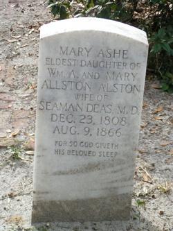 Mary Ashe <i>Alston</i> Deas
