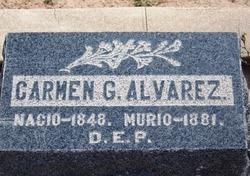 Carmen G Alvarez