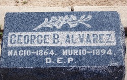 George B Alvarez