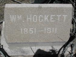 William Hockett